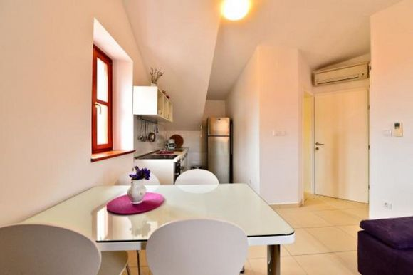 3 person apartment at the Vodice seaside