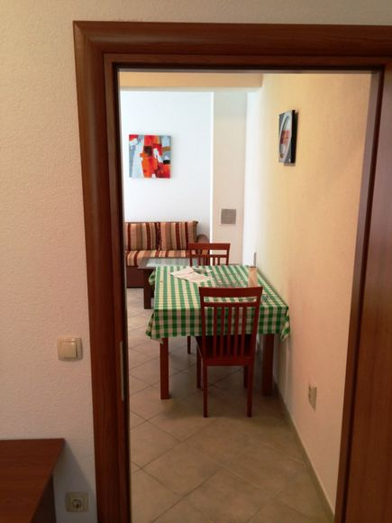 4 person apartment in Okrug Gornji