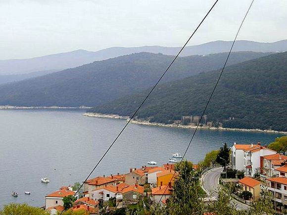Appartment Br.3 in Rabac 8