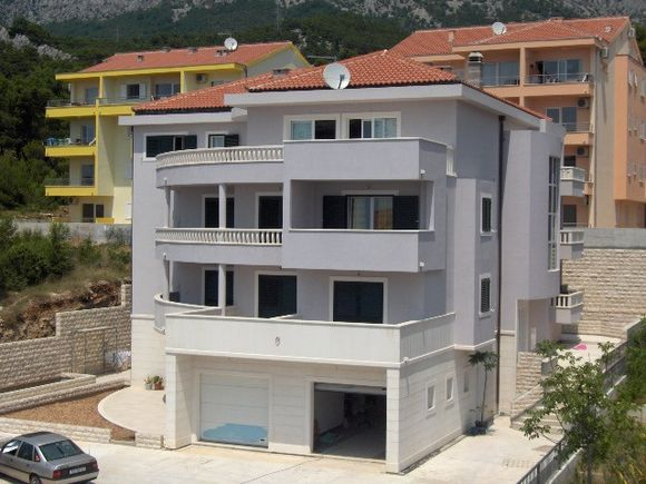 Appartment Studio br.4 in Makarska 10