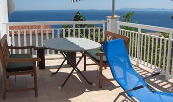 Apartment for 4 persons on the island of Korcula, in Zavalatica