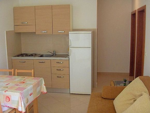Appartment App br. 6 in Mandre 1