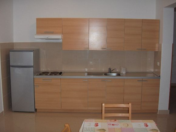 Appartment App br. 8 in Mandre 1