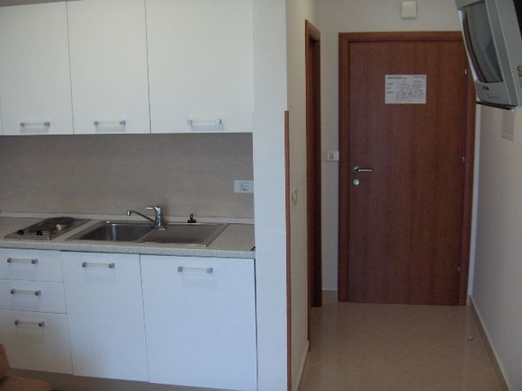 Appartment App br. 2 in Mandre 2