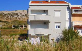 Apartment A1 in Pag