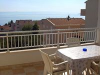 Apartment Mila 4+1 in Makarska