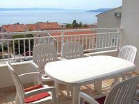 Apartment Mila 6+1 in Makarska