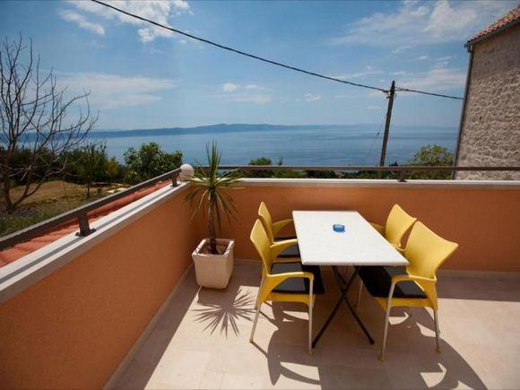 Appartment App 2 in Podgora 9