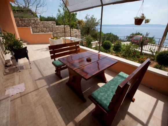 Appartment App 2 in Podgora 17