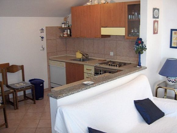 Appartment App br. 5 in Mandre 2