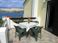 Apartment App br. 1 in Pag