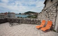 Diocletian palace studio apartment for 2 with view of Split old town